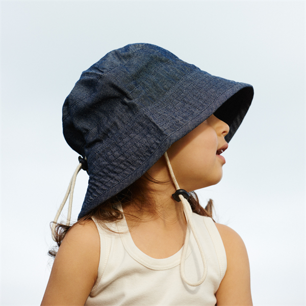 Nature Baby Organic Bucket Sunhat