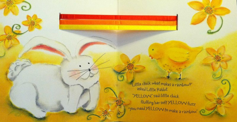 What Makes A Rainbow Board Book Baby Toys Bambini