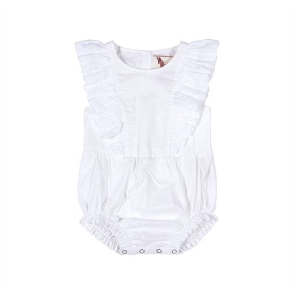 Paper Wings Filled Voile Romper