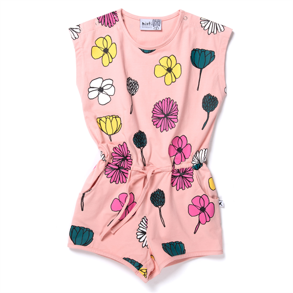 Minti Daisies And Other Things Playsuit