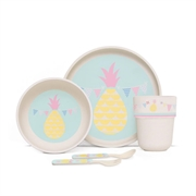Penny Scallan Bamboo Meal Set With Cutlery-gift-ideas-Bambini