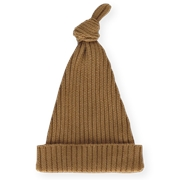 Grown Organic Ribbed Knot Beanie-gift-ideas-Bambini