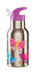 Croc Creek Stainless Drink Bottle-eatware-Bambini