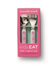 Croc Creek Cutlery Set-gift-ideas-Bambini