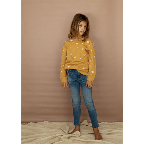 Bella and Lace Cotton Jumper