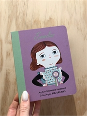 My First Little People Big Dreams Book-girl-Bambini
