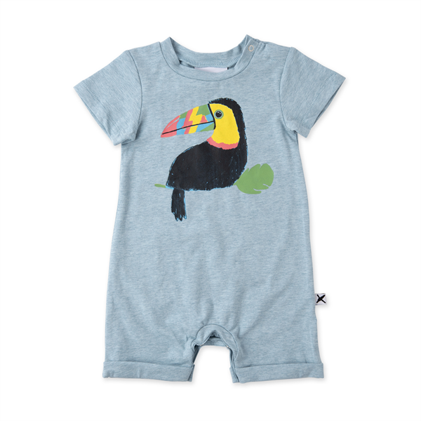 Minti Baby Ziggy Toucan Suit