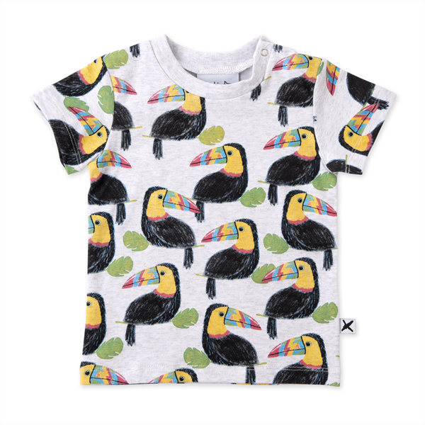 Minti Baby Toucan Party Tee