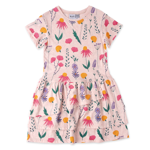 Minti Wild Flowers Dress