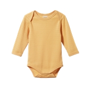 Nature Baby LS Bodysuit Pointelle-gift-ideas-Bambini