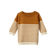 Nature Baby Cotton Knit Jumper-gift-ideas-Bambini