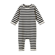 Nature Baby LS Quincy Romper-sleepwear-and-bedding-Bambini