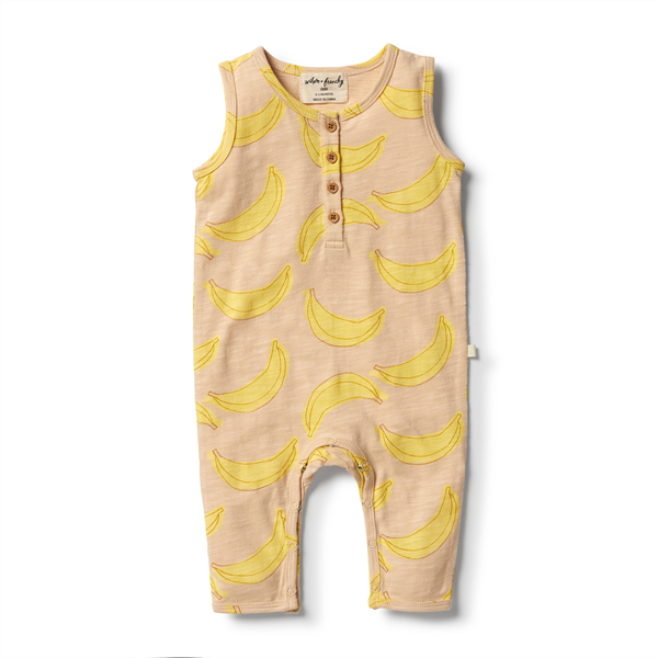 Wilson & Frenchy Slouch Growsuit