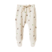Nature Baby Footed Rompers-organic-Bambini