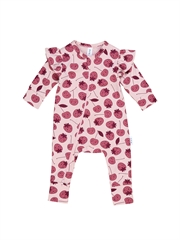 Huxbaby Berry Frill Zip Romper-gift-ideas-Bambini