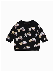 Huxbaby Shooting Star Knit Jumper-huxbaby-Bambini