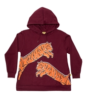Band Of Boys Leaping Tiger A-Line Hoodie-band-of-boys-Bambini