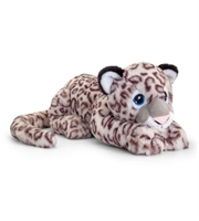 Keeleco Eco Friendly Soft Toy 25cm-girl-Bambini