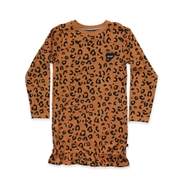 Hello Stranger Leopard Lovers Dolly Dress-dresses-and-skirts-Bambini
