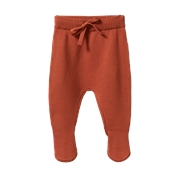 Nature Baby Cotton Knit Footed Rompers-gift-ideas-Bambini