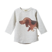 Nature Baby Stretch Jersey Everyday Tee-tops-Bambini