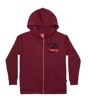 Band Of Boys Lightning Tiger Zip Hoodie-jackets-and-cardigans-Bambini