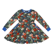 Rock Your Kid Wuthering Heights Waisted Dress-rock-your-baby-Bambini