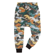 Rock Your Kid Dino Stampede Track Pants-rock-your-baby-Bambini
