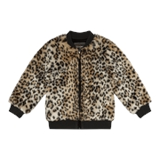 Rock Your Kid Animal Faux Fur Jacket-rock-your-baby-Bambini