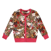 Rock Your Kid Leopard Floral Cardigan-rock-your-baby-Bambini