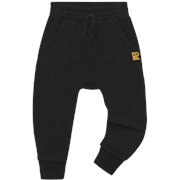 Rock Your Kid Black Track Pants-rock-your-baby-Bambini