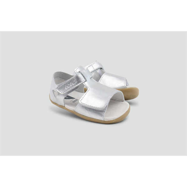 Step Up Mirror Open Sandal
