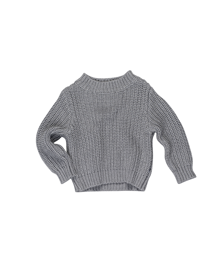 0267d7539 Huxbaby Chunky Knit Jumper - GIRL-Tops   Bambini - S19 Huxbaby
